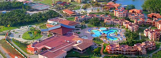 Cayo Coco Emperador Laguna Villas