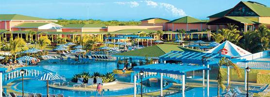 Playa Coco Hotel Cayo Coco pool