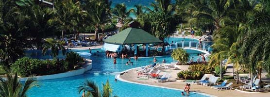 Tryp Cayo Coco Pool